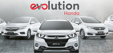 Evolution Honda - Nettai Veículos - Honda Automóveis